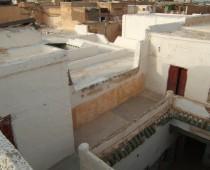Terrasse - vue de la Mosquée