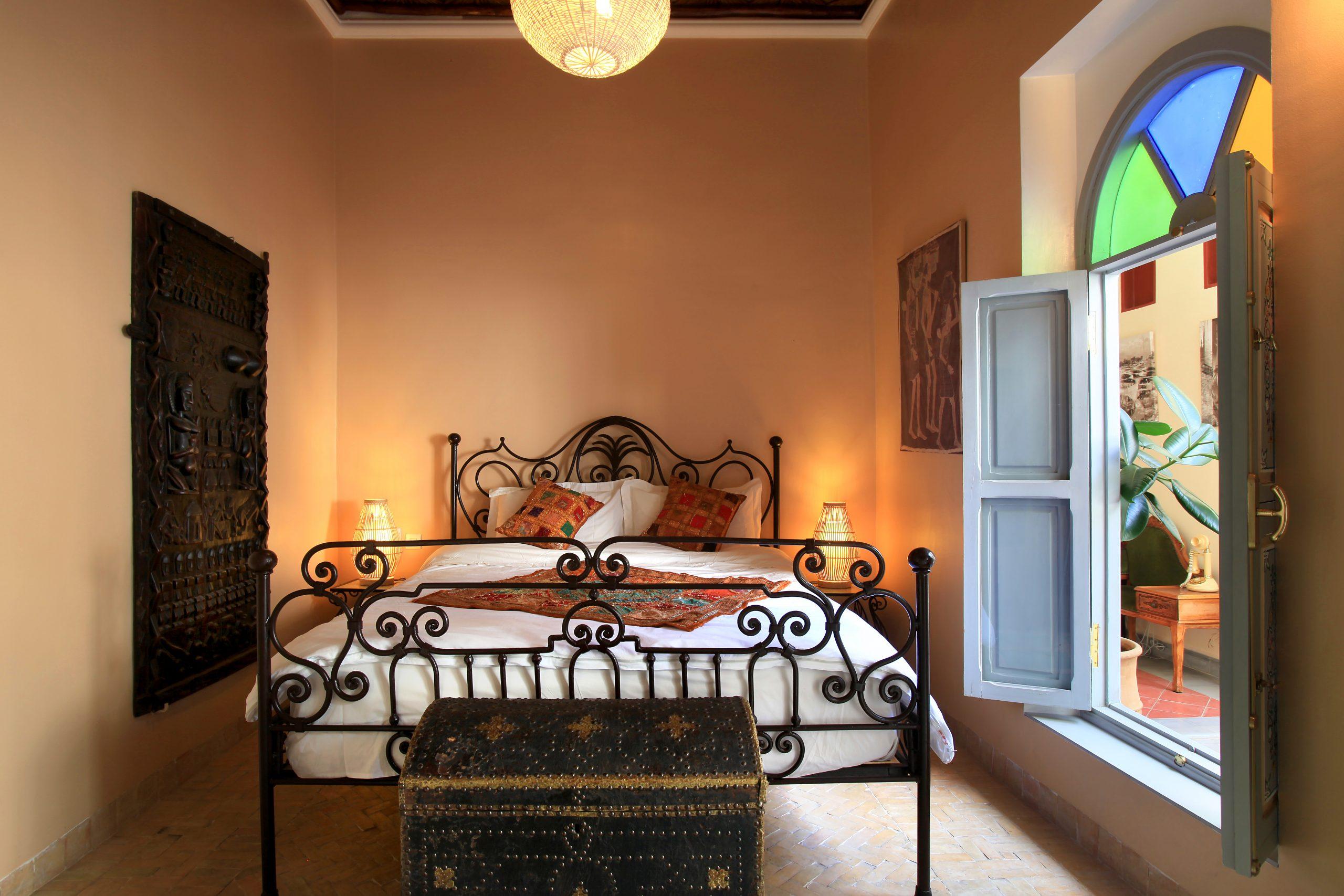 Riad marrakech suite familiale